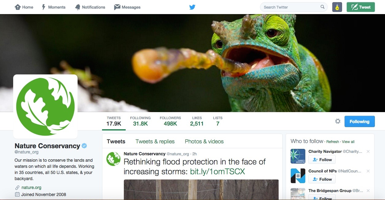10 Awesome Nonprofit Twitter Accounts We Follow (And You Should Too) - Featured Image