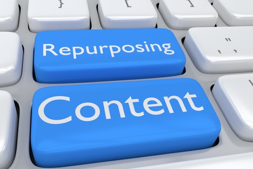 The Top Reasons Why You Should Repurpose Your Nonprofit Content - Featured Image