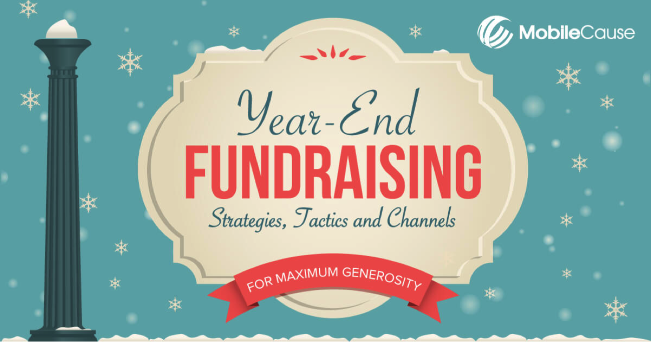 10 Proven Year-End Fundraising Techniques To Collect More Donations - Featured Image