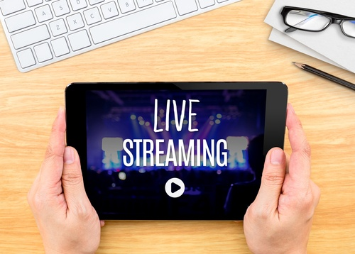 Nonprofits Should Add Live Streaming Video To Their Content Strategy - Featured Image
