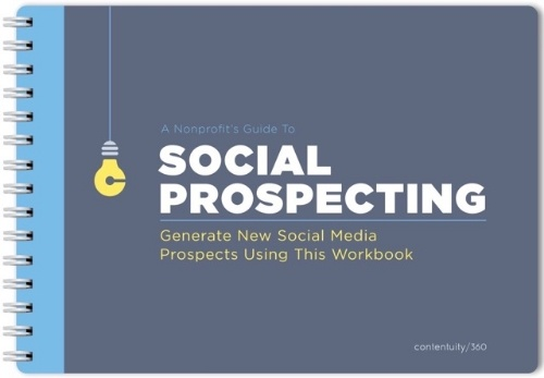 A Nonprofit's Guide To Social Prospecting [Workbook] - Featured Image