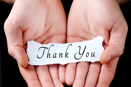 5 Ways Nonprofit Marketers Can Say Thank You After #GivingTuesday - Featured Image