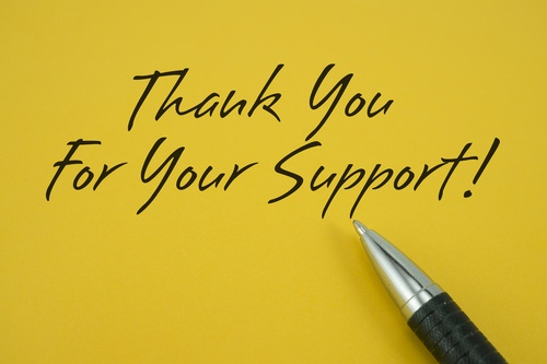 5 Simple Ways To Thank Your #GivingTuesday Donors - Featured Image